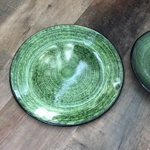Plates and salad plate/bowl